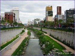 Urban river
